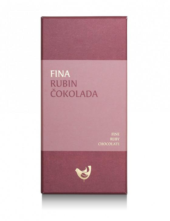 Fina rubin čokolada / 100g