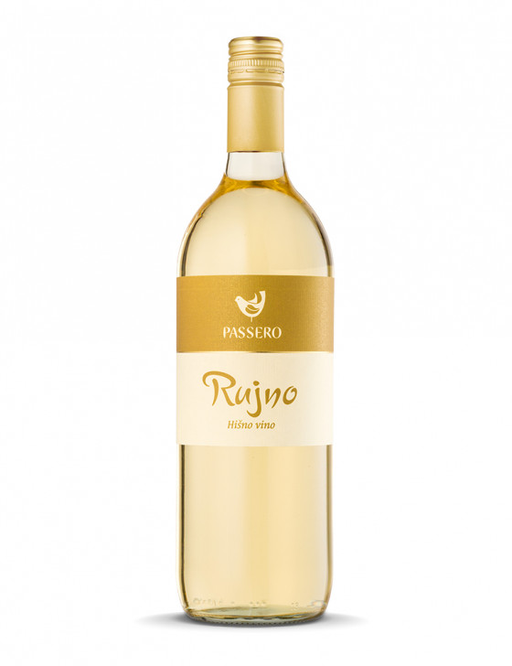 Rujno - Hišno vino Passero...
