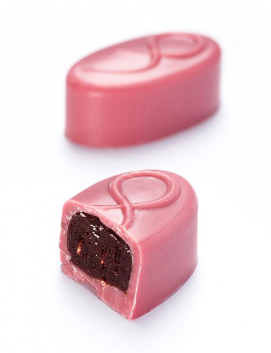 Čokoladni praline: Rubin...