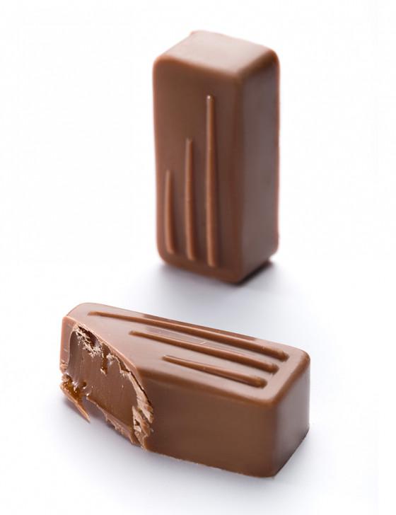 Čokoladni praline: Mlečna...