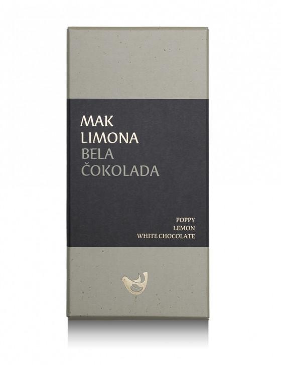 Mak, limona, bela čokolada...