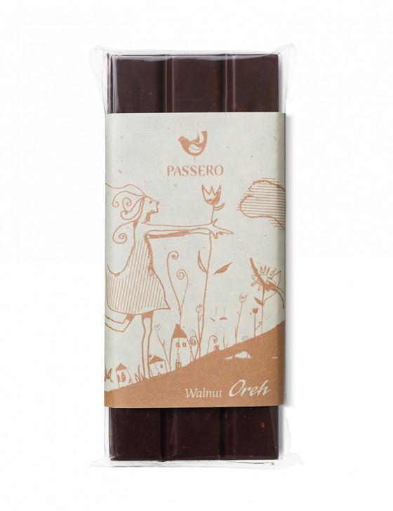 Čokoladica z orehi / 50g