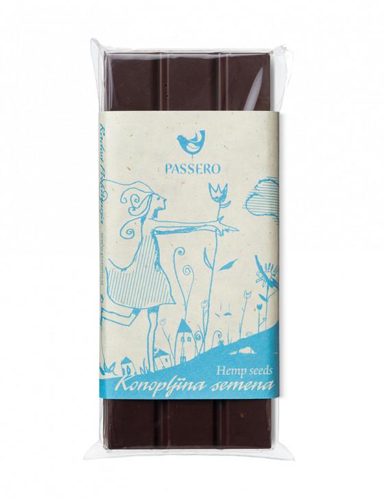 Čokoladica s semeni...