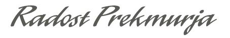 Radost Prekmurja